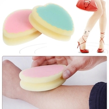 Popular Magic Painless Hair Removal Depilation Sponge Pad Re