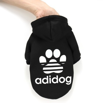 Brand New Dog Clothes Winter Warm Fashion Hoodie Pet Clothes Shirt For Small Medium Dogs  4