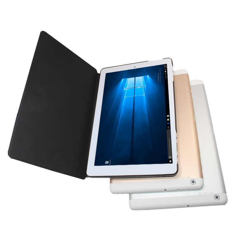 8.9 pouces Atom Z3735D Windows 10 tablette PC Quad core 32GB ROM 2GB RAM 1920x1200 IPS cadeau étui en cuir
