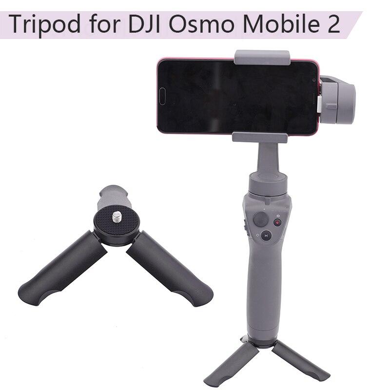 Desktop Tripod For DJI OSMO Mobile 2 Handheld Gimbal Phone Stabilizer Holder Stand Base For FeiYu Vemble Zhiyun Smooth 4