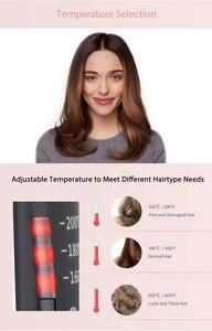 Image 5 - HairDiva Rechargeable Hair Straightener Small  Portable USB Recharging Flat Iron Cordless MINI Wiress Straightening Hair Iron