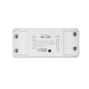 Image 2 - Tuya Wifi умный таймер беспроводной пульт дистанционного управления Универсальный Умный дом модуль автоматизации для Alexa Google Home