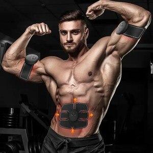 1 комплект, умный стимулятор мышц, тренажер для брюшного пресса, тренажер для бедер, ягодицы, подтяжка ягодиц, массажер для похудения, коррекция фигуры, унисекс, без коробки