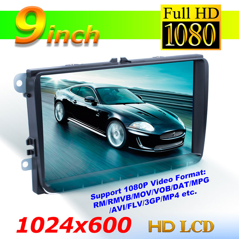 Android 9'' VW GPS 2 din 2