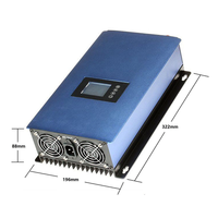1000w solar inverter Single Phase Injection network zero discharge