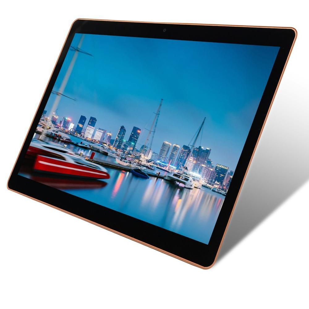 2019 10 Inch Tablet PC 3G 4G LTE Android 8.1 10 Core Metal  Tablets WiFi GPS 10.1 Tablet IPS WPS CP9