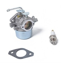 640152A Carburetor with Spark Plug for Tecumseh 640152A HM80 HM100 Carb Generator Engines(China)