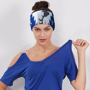 Bohemia BOHO Wide Cotton Stretch Women Headbands Headpiece Headwrap Turban Headwear Bandage Hair Bands Bandana Fascinator