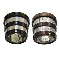 Entsafter Sieb Grob & Feine Filter Ersatz für Hurom Hh-Sbf11 Hu-19Sgm Entsafter Ersatzteile