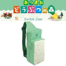 Funda de transporte Animal Crossing Edition para mando de consola Nintendo Switch/Switch Lite, bolsa de almacenamiento portátil para accesorios NS