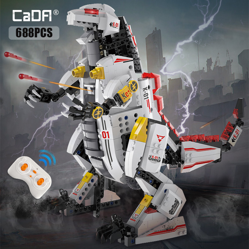 Cada City Remote Control King of Monsters