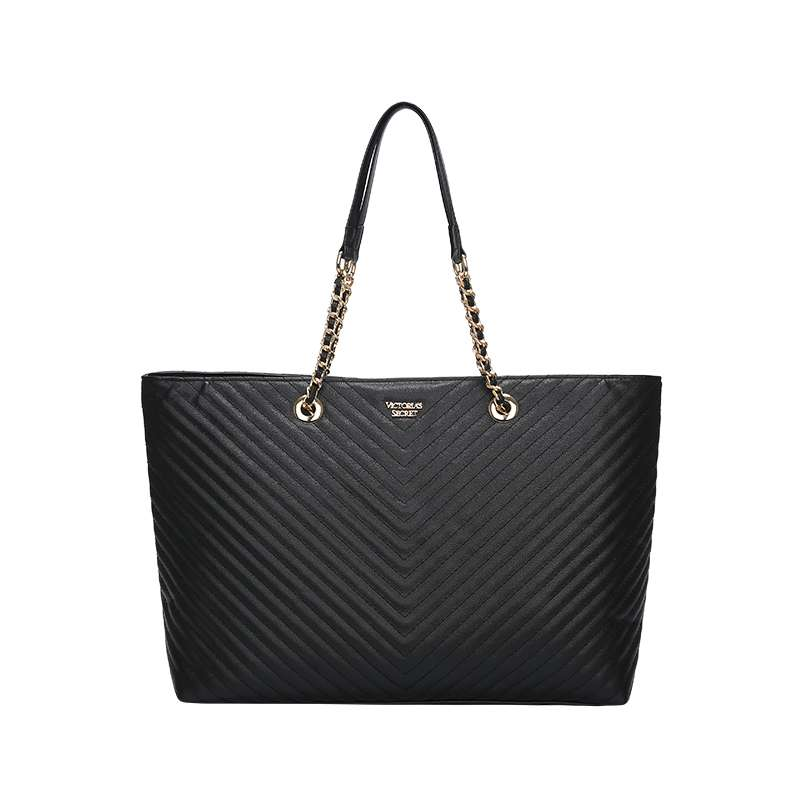 2020 New Luxury Brand Handbag High Quality PU Leather Women's Handbag Large Tote Bag Lock Chain Shoulder Messenger Bags