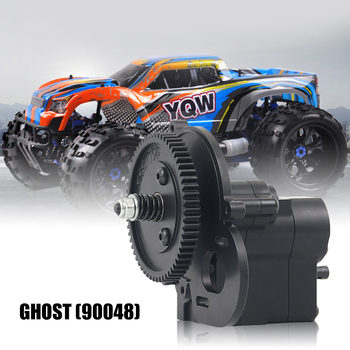 Aluminum Chassis/Gear Box Center Gearbox Transfer Case 2 Speed for Axial Wraith 90018 90053 90048 Remote Control Toys