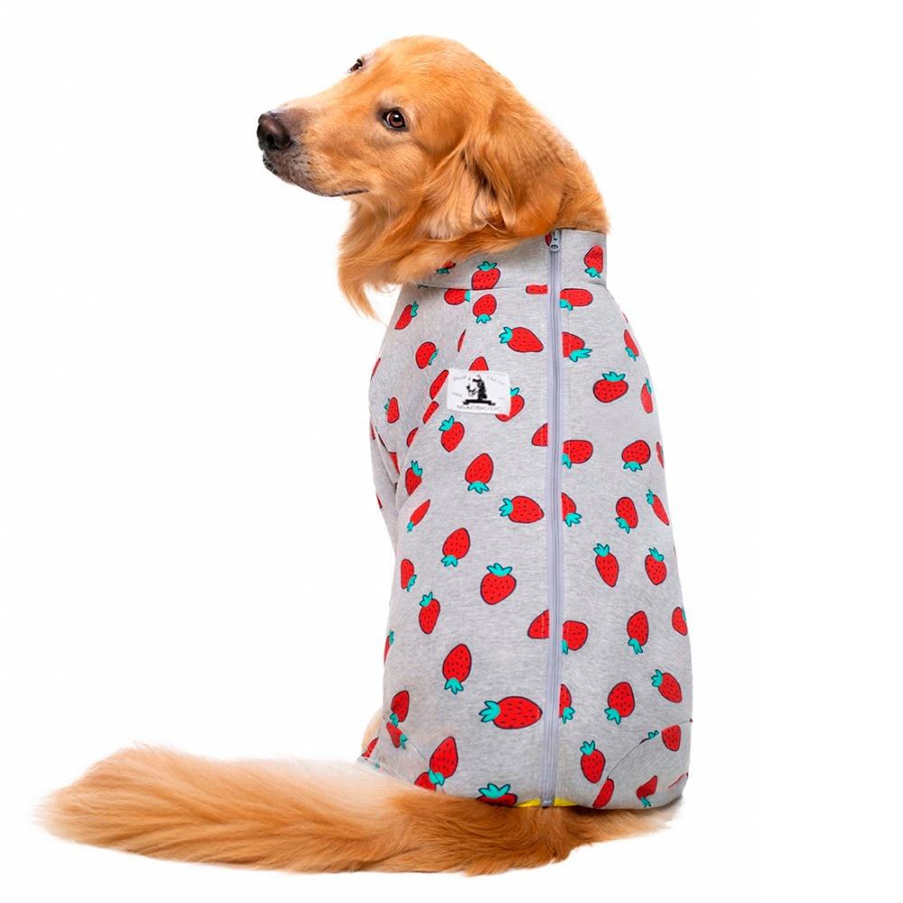 Large Dog Pajamas Cotton (10)