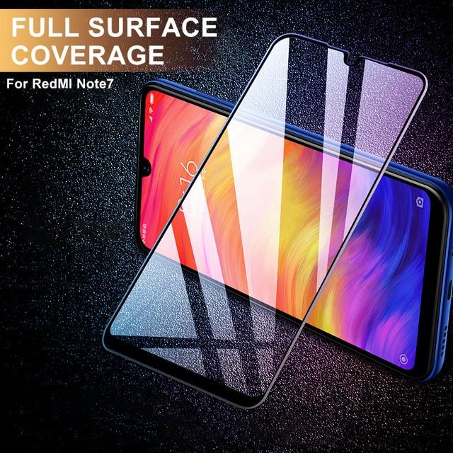 9D szkło ochronne na Xiaomi Redmi 8 7 7A 8A K20 K30 Redmi Note 8 8T 7 Pro Pocophone F1 szkło hartowane Film