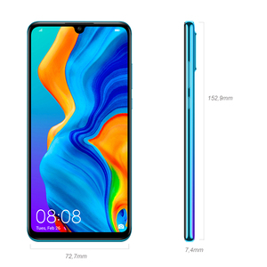 Image 3 - Huawei P30 Lite 4GB 64GB Smartphone Global Version 6.15 inch NFC with Google Play Mobile phone OTA Update Android 9 24MP Camera