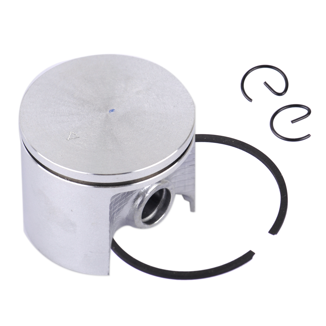 LETAOSK New 50mm Piston And Pin Ring Circlips Set Fit For HUSQVARNA 66 268 268K 268XP Chainsaw Accessories