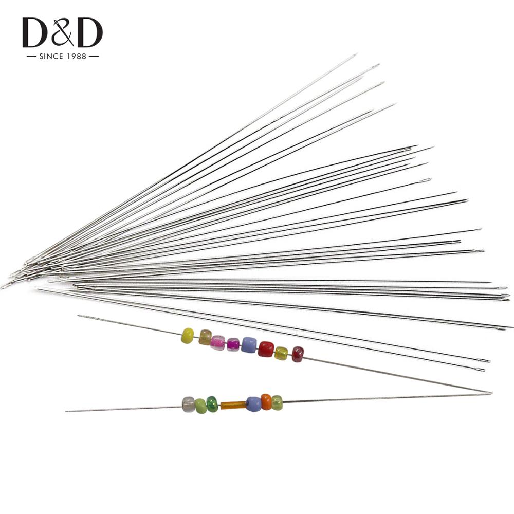 Wholesale 30x Beading Needles for Stringing /& Threading Beads /& Pearls DIY Tools
