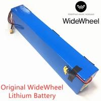 Original Lithium Battery for Mercane Wide Wheel Electric Scooter LG 48V 13.2Ah Input DC 54.6V 2A XT60 Port