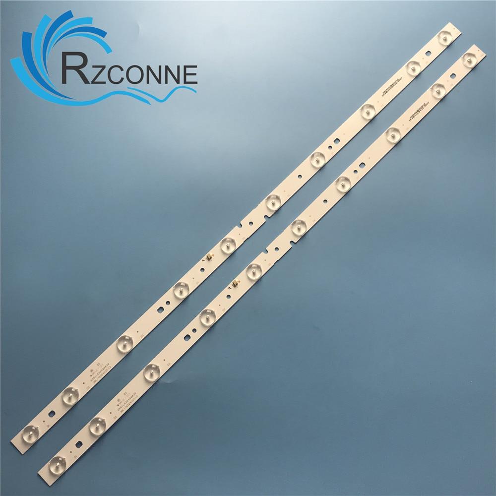 632MM LED Backlight Strip 10 Lamp For  32