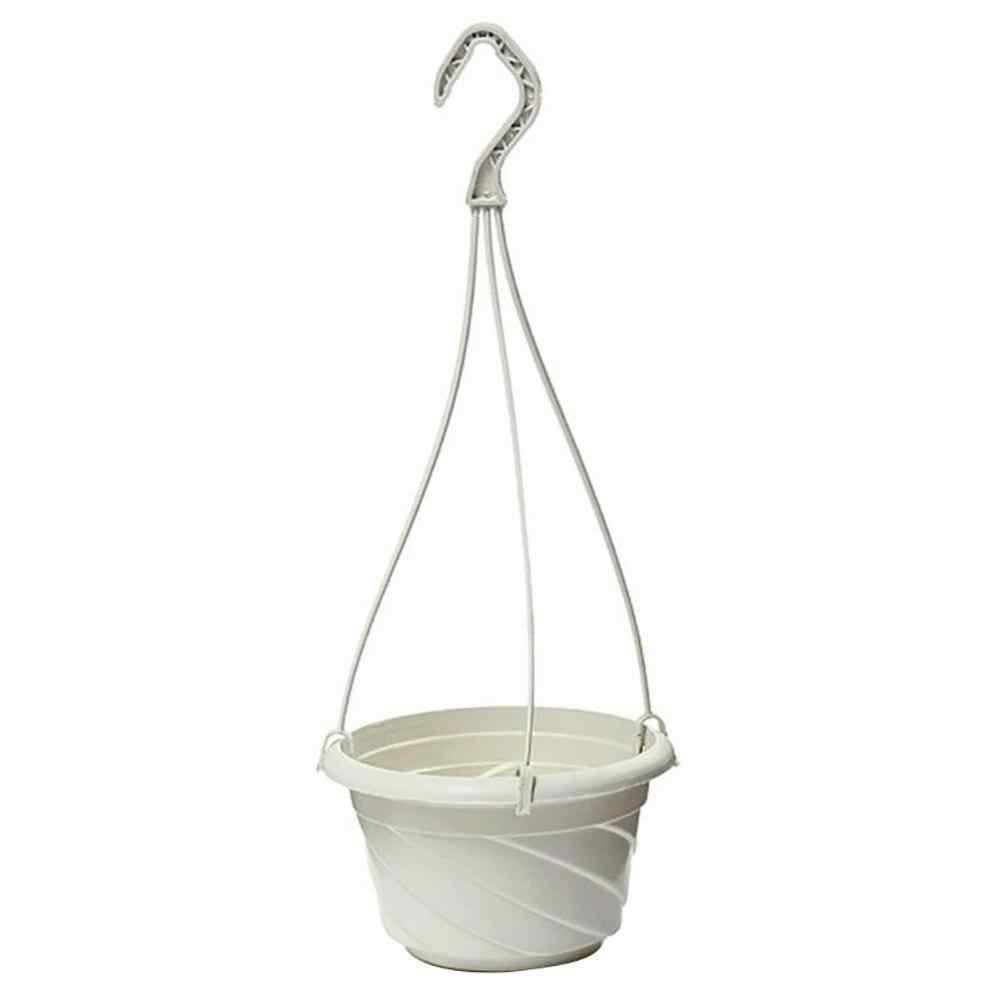 Giardino di casa Balcone Gancio-tipo di Attaccatura Del Fiore Pianta Pot Carrello Fioriera Titolare