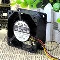 Оригинальный Для Sanyo 109R0612 HS 4011 12V 0.19A 6 см 6025 60*60*25 3-Провода кулер вентилятор