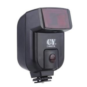 Image 1 - Universal Mini Camera Infrared Trigger Flash Speedlite for Canon Nikon Olympus Sony Fuji EOS M50 A7III A6500 NEX 7 GH4 X T20