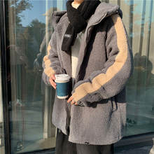 Новое хлопковое пальто с капюшоном теплое зимнее подкладкой