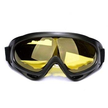 Dustproof Wind-Proof Racing Glasses Motocross Motorcycle Goggles ATV Off Road Bike Eyewear UV400 Sunglassess Goggles MD01