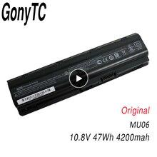 Original Laptop Battery For HP MU06 593562-001 593553-001 fo