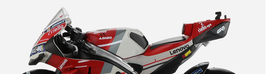 Moto GP Racing Motorcycle Toy Model Collection 20
