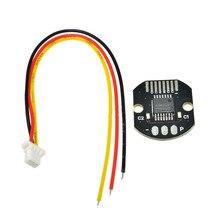 AS5048A المغناطيسي التشفير مجموعة PWM و SPI واجهة الدقة 14 بت فرش PTZ Warmingway رمز عجلة