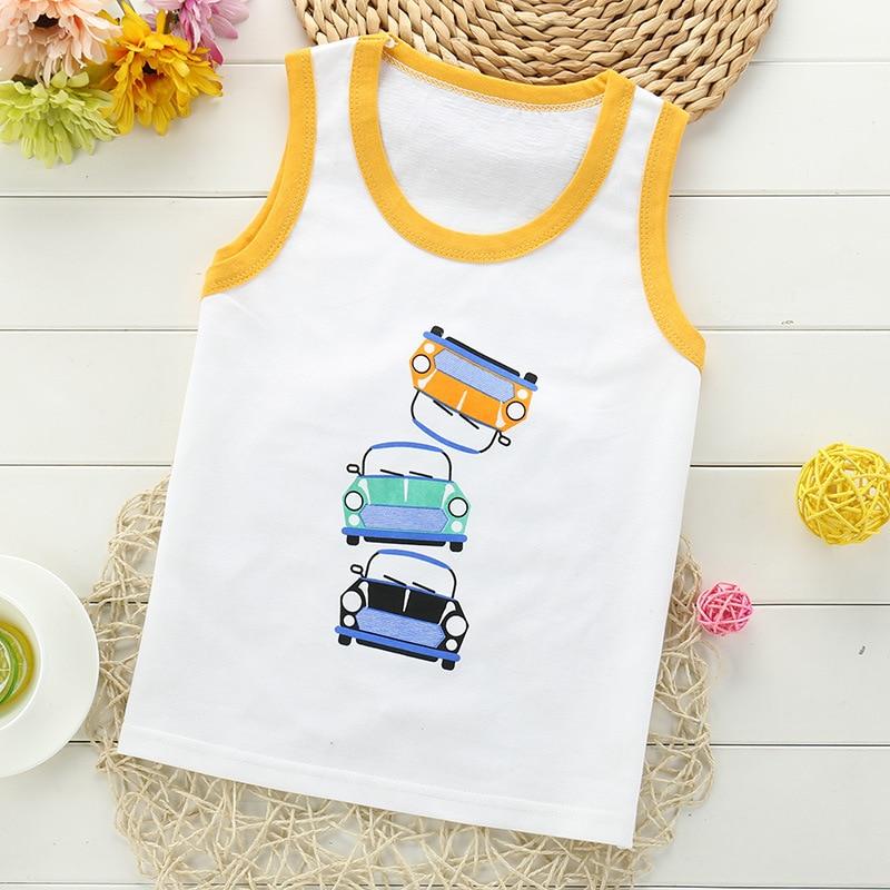 2020 New Summer Baby Boy Clothes T Shirt Quality Cotton Kids T Shirt Cartoon Boy Tshirt