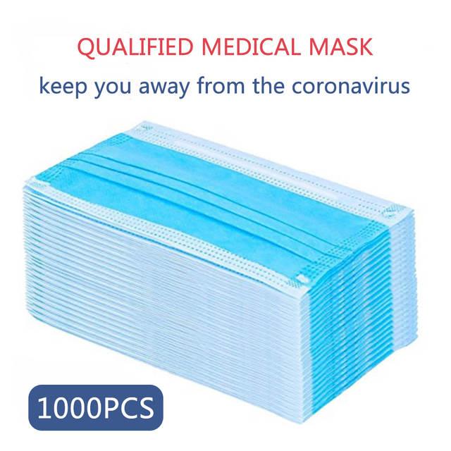 surgical anti virus mask