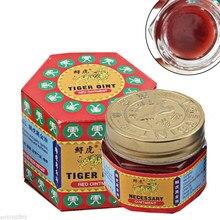 10 butelek 100% oryginalny tajlandia Tiger Balm maść wytrzymałość ból mięśni zapalenie stawów wspólne Body ból ukąszenia owadów