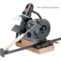 New 3Pcs/set Sharpening Grinding Jigs Attachment Kit for Woodturning Tools, Woodturning Gauges and Grinder ass Woodworking