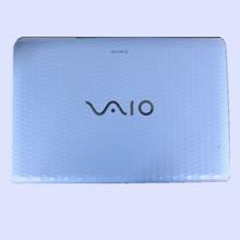Новая Оригинальная задняя крышка для ноутбука с ЖК-дисплеем/передняя рамка/Упор для рук верхний чехол/нижний чехол для sony Vaio VPCEG серии