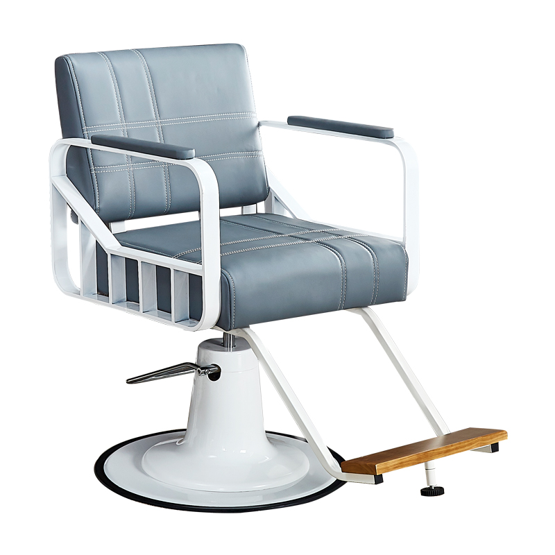 Factory Direct New High-end Hairdressing Stool Lift Rotary Haircut Chair Barber Shop Hair Salon Special Chair