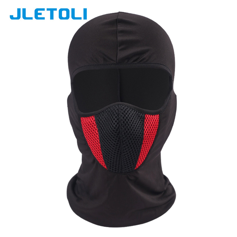 H39c528cf5bb8459da2dc904b022b598cH JLETOLI Windproof Facemask Dustproof Mask Outdoor Cycling Face Cover Face Mask Snow Skiing Running Hiking Head Warmer for Men