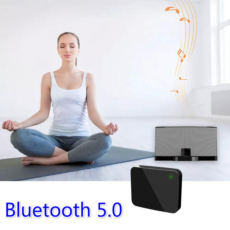 Mini 30Pin Bluetooth 5.0 A2DP Music Receiver Wireless Stereo Audio 30 Pin Adapter For Bose Sounddock II 2 IX 10 Portable Speaker