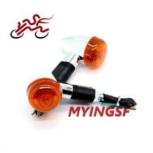 Indicator-Light Blinker-Lamp Turn Signal DR650 Motorcycle-Turning RF600 GS500 Suzuki Gsf