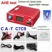 Multifunktions Diesel Common Rail Injektor tester CRI808S Magnet/Piezo /AHE update CRI100 cri800 CRI808 KW608