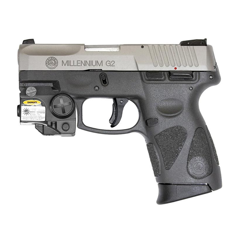 Tactique Coldre Taurus G2C Laser Mira lanterne Para Pistola g2c Glock sous-compacte rouge vert visée Laser pour armes à feu