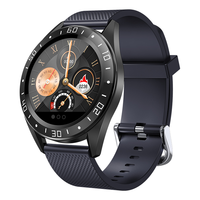 <font><b>GT105</b></font> Smart Watch Men Heart Rate Monitor Waterproof IP67 Fitness Watch With Weather Push Music Control Call <font><b>Smartwatch</b></font> Women image