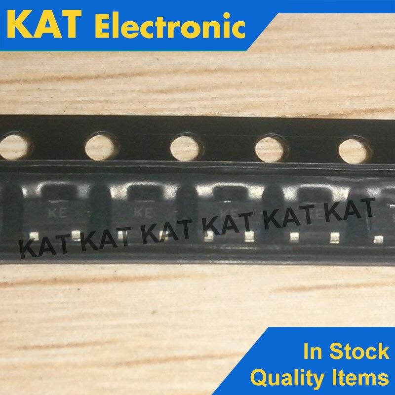 50PCS/Lot 2SK1062 KE Marking KE SOT-346 New Original