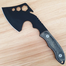 Camping Axe Firewood Hand-Axe Cutting Battle Survival Tactical Multifunction Outdoor