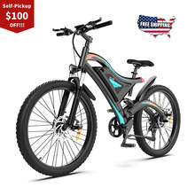 Snow-Ebike City-Cruiser Mountain-Bicycle Lithium-Battery Aostirmotor S05 Electric 500W