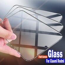 Protector de pantalla de cristal templado para móvil, cubierta completa para Xiaomi Redmi Note 9, 8, 10 Pro, 8T, 7, 5, 6, 9S, 8A, 7A, 9C, Note 8, 9, 10 Pro