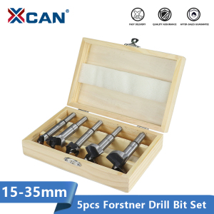 Image 1 - XCAN Wood Hole Cutter 15/20/25/30/35mm Forstner Drill Bit Hole Saw Cutter Woodworking Drill Bit