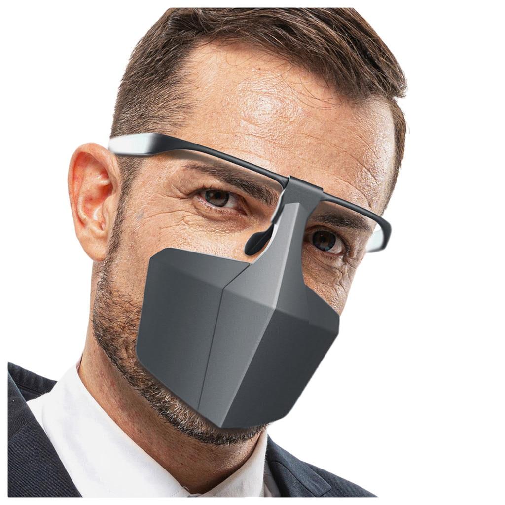 Accessory - Mask for Face Women Face Mask Splash Spray Protective Equipment Mondmasker Scarf Mascarilla Re-utilizable